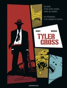 Tyler Cross couverture rosebul.fr