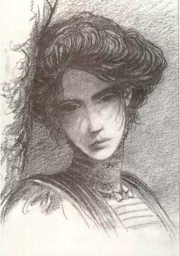 Sasmira - dessin - rosebul.fr