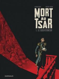 La mort du tsar T1_Rosebul.fr