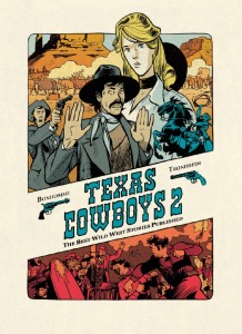 Texas Cowboys 2_couverture_Rosebul